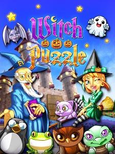 screenshot of Witch Puzzle - Magic Match 3 version 2.10.0