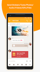 screenshot of YeeCall - HD Video Calls for Friends & Family version 4.6.14864