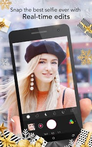 screenshot of YouCam Perfect - Selfie Photo Editor version Varies with device