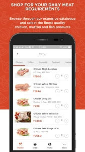 Download Raw Chicken, Mutton, SeaFood, Meat Ordering App 1.10.10 APK
