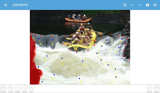 screenshot of Zoetropic (free) - foto em movimento version 1.2.2-free
