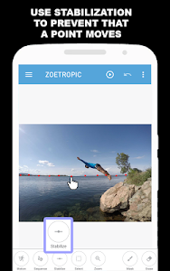 screenshot of Zoetropic - Photo in motion version 1.2.3-free