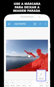 screenshot of Zoetropic (free) - foto em movimento version 1.2-free