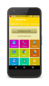 screenshot of cleaner 2017 new 360 (clean-master) version 9995.1595