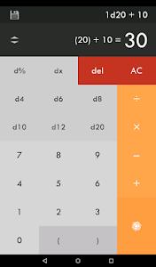 Download d20 Calculator 1.0 APK