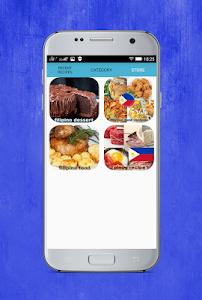 Download filipino recipes 1.3.4 APK