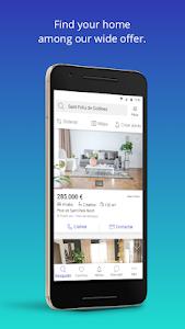screenshot of Fotocasa - Rent and sale version 7.1