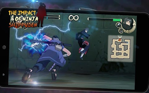 Download impact of ninja shippuden 1.0 APK