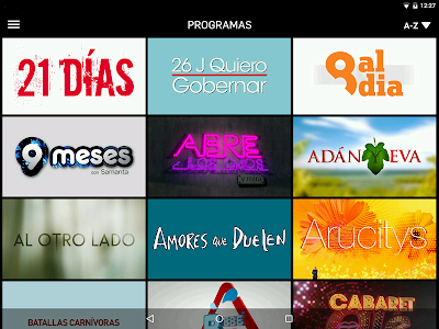 Download Mitele - Mediaset Spain VOD TV 3.3.9 APK | downloadAPK.net