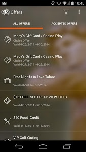 screenshot of play by TR version 4.6.1