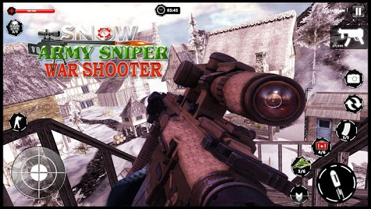 screenshot of sniper version 1.5
