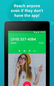 screenshot of textPlus: Free Text & Calls version 6.2.8